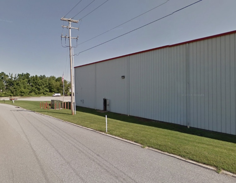 A photo of the Pennsylvanian  Dura-Bar Metal Services location